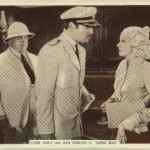 China Seas (1935) starring Clark Gable and Jean Harlow