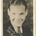 Eddie Quillan 1920s 5x7 Fan Photo