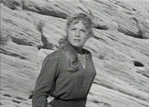 Denise Darcel in Westward the Women