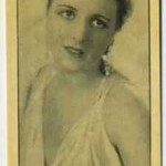 Mary Astor TCM birthday schedule illustrated with 19 vintage movie cards and collectibles