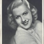 Jean Arthur 1936 R95 8x10 linen textured photo