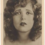 Clara Bow 1920s Paper Supplement Photo