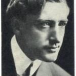 Francis X Bushman 1917 Kromo Gravure trading card