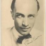 Conrad Veidt 1920s 5x7 Fan Photo