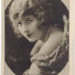 Pearl White 1920s Motion Picture Magazine Premium Photo