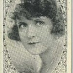 May Allison 1922 American Caramel trading card