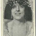 Geraldine Farrar 1922 American Caramel trading card