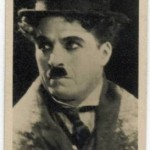 Charlie Chaplin 1925 Lambert and Butler tobacco card