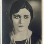 Pola Negri 1925 Rothmans tobacco card