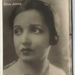 Alice Joyce 1926 Societe Job tobacco card