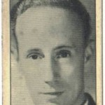 Leslie Howard 1928 BAT Cinema Artistes tobacco card
