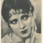 Billie Dove W618 Kashin Motion Picture Stars Photo Card