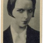 Louise Brooks Godfrey Phillips tobacco card