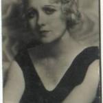 Anita Page 1930s De Beukelaer trading card