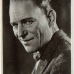 Lon Chaney 1930s postcard