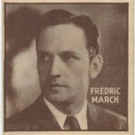 Fredric March by Susan M. Kelly