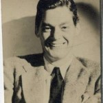 Johnny Weissmuller 1934 Real Photo Card