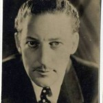 Warren William 1934 Real Photo Trading Card
