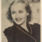 Carole Lombard by Chantel Theunissen
