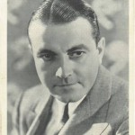 Richard Barthelmess 1936 R95 8x10 linen textured premium photo