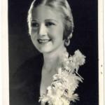Ann Harding 1936 MGM-Watkins 4x5 Promotional Photo