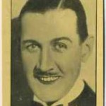 Charlie Chase 1932 BAT tobacco card