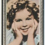 Shirley Temple 1936 Godfrey Phillips tobacco card
