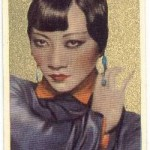Anna May Wong 1939 Rothmans tobacco card