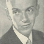 Fred Astaire circa 1940 Made in USA Arcade Card