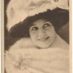 Florence Turner 1911 Vitagraph Postcard