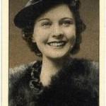 Vivien Leigh Mitchells tobacco card