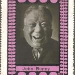 John Bunny Wentz Film Star Stamp