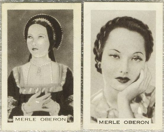 Merle Oberon Facchino Variations