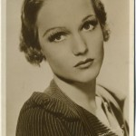 Constance Cummings 1930s Postcard