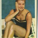 Esther Williams 1955 Kane Trading Card