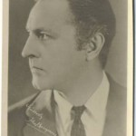 John Barrymore 1920s 5x7 Fan Photo