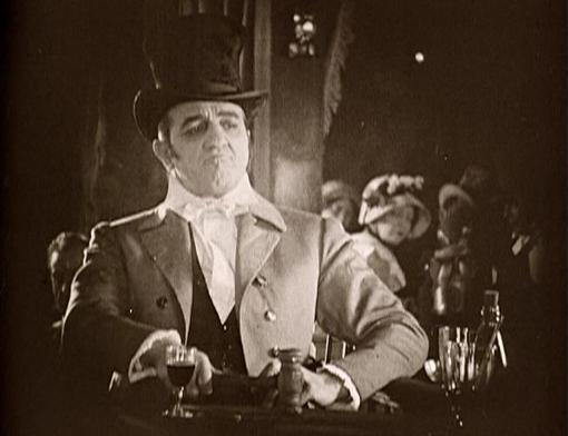 Louis Wolheim in Dr Jekyll and Mr Hyde