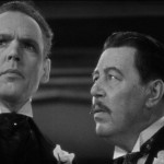 Henry Hull and Warner Oland in Werewolf of London