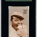 1919 Zeenut Fatty Arbuckle Card Offered in Hake's Auction #204