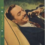 William Powell 1937 Dixie Premium