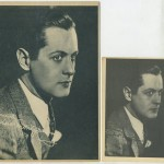 Robert Montgomery small Kashin card and 5x7 version