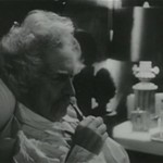 Fredric March as Mark Twain
