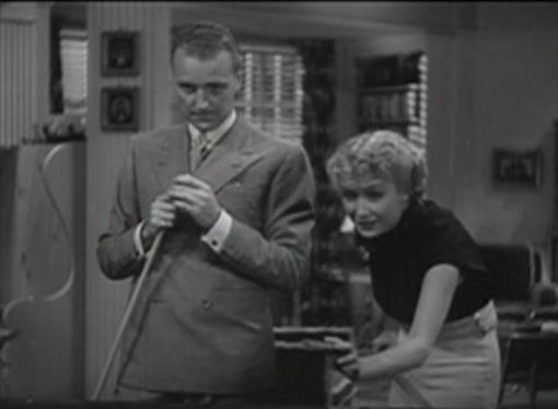 George Meeker and Miriam Hopkins