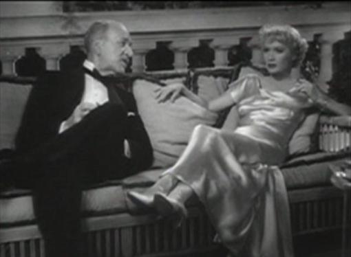 Henry Stephenson and Miriam Hopkins