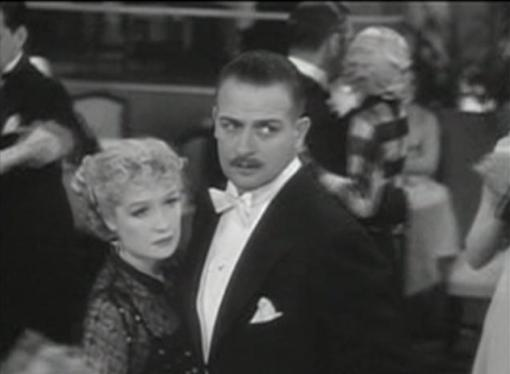 Miriam Hopkins and Reginald Denny
