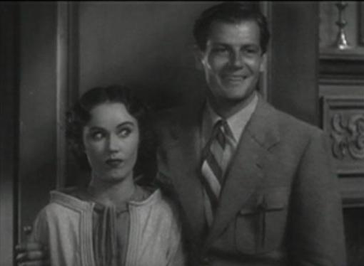 Fay Wray and Joel McCrea