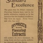 Dr Price's Flavoring Extracts