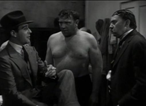 Ricardo Cortez, Wallace Beery and Jean Hersholt in Flesh