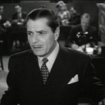 Warner Baxter in the first Crime Doctor