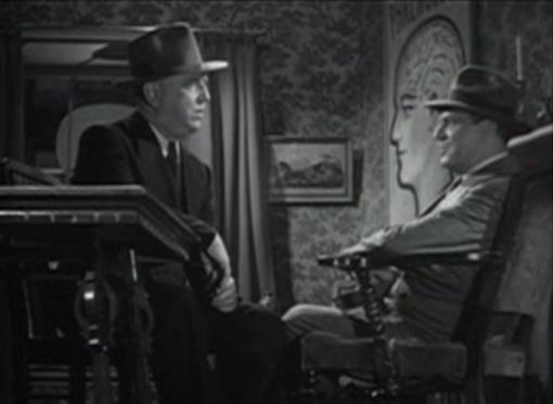William Frawley and Warner Baxter